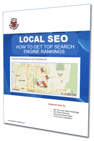 Ebook Local SEO - How to get Top Search Engine Rankings